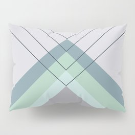 Iglu Mint Pillow Sham