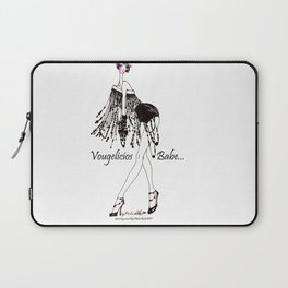 Vougelicious Babe Laptop Sleeve