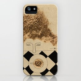 Cinnamon  iPhone Case