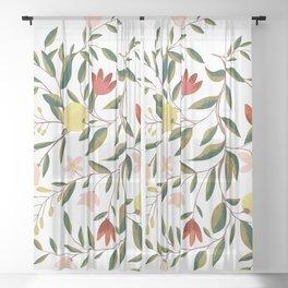 Lovely Sheer Curtain