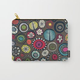 Honolulu hoops brown Carry-All Pouch
