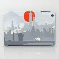 legend of korra iPad Cases featuring Avatar The Legend of Korra Poster by Fabio Castro