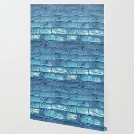 Ice Star Sculpture Wallpaper