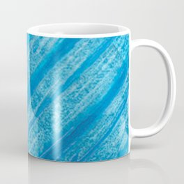 Acrilic Blue Coffee Mug