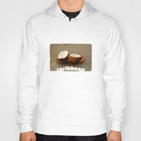 coconut wishes Hoodies featuring Coconut by cinema4design