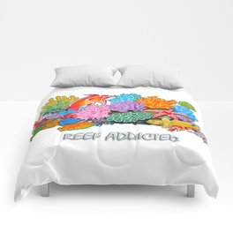 Reef Addicted Comforters