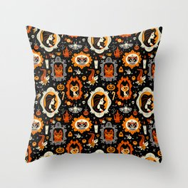 Curious Creations Throw Pillow