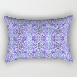 zakiaz Third Eye Chakra Rectangular Pillow