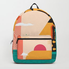 Top T Backpack