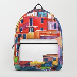 Cinque Terre vol2 Backpack