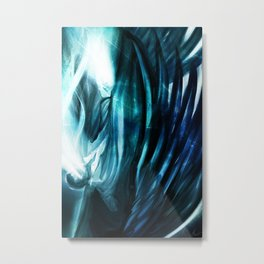 Falling Angel  Metal Print