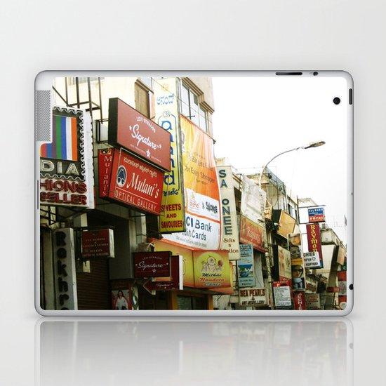 Indian shopping mall Laptop & iPad Skin