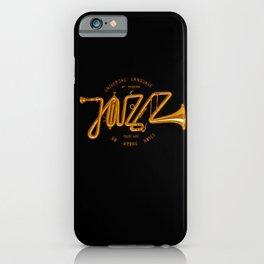 Jazz Trumpet iPhone Case