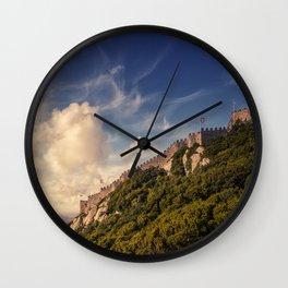 Sunset of Kings Wall Clock