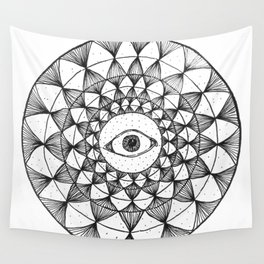 Pancho  Wall Tapestry
