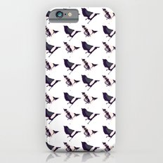 Pink and Purple Birds Slim Case iPhone 6s