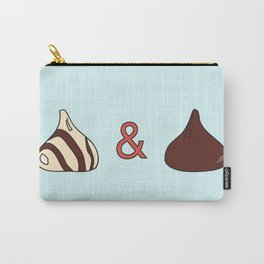 Hugs and Kisses Carry-All Pouch