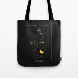 The Magician - Tarot Illustration Tote Bag