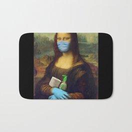2020 Mona Lisa Bath Mat