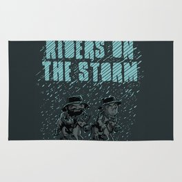 Riders on the Storm Rug