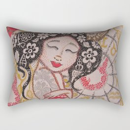 Mariana Moretti Rectangular Pillow