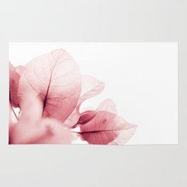 Flowers flash Rug