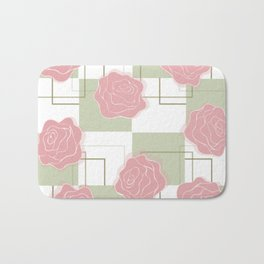 Everything's Coming Up Roses Bath Mat