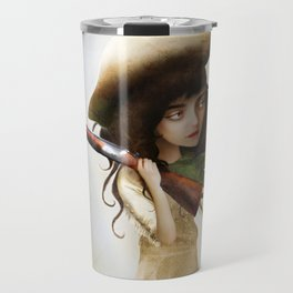 The Little Sharpshooter Travel Mug