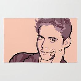Federico Garcia Lorca Rug