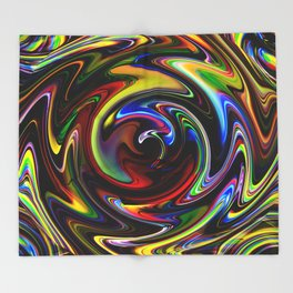 Abstract Perfection 54 Throw Blanket