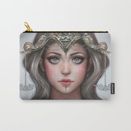 Libra - The Star Sign Carry-All Pouch