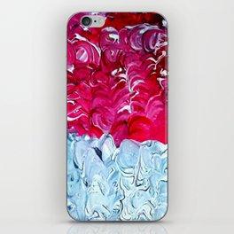 Amoré Tempesto (Love Storm) iPhone Skin