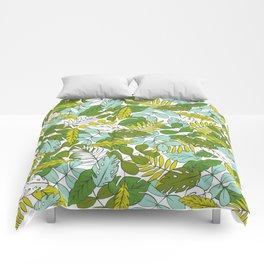 Modern Tropics Comforters