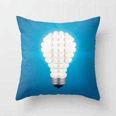 Here's an idea! Throw Pillow