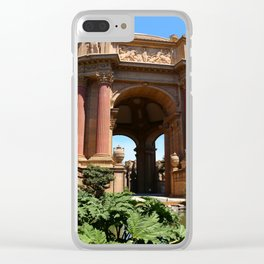 Palace of Fine Arts - Marina District Clear iPhone Case