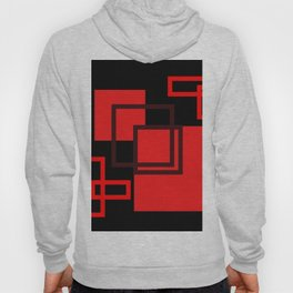 2D - abstraction -3a- Hoody
