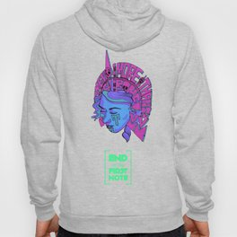 End on the First Note - Something More Than Flesh and Bone Hoody