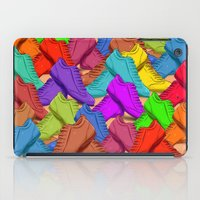 shoes iPad Cases featuring shoes by ErsanYagiz