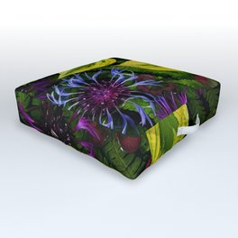 Welcome To The Jungle Outdoor Floor Cushion