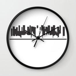Leipzig Wall Clock