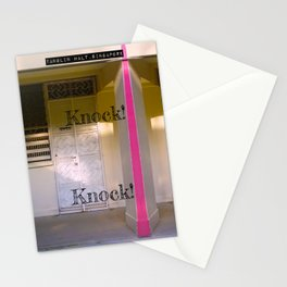 KNOCK KNOCK! Stationery Cards