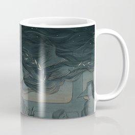 Threading Thunder Coffee Mug