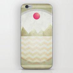 Pinked Sands iPhone & iPod Skin
