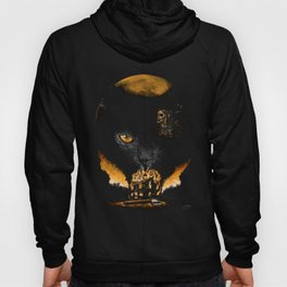 """The Black Cat"" - Edgar Allan Poe Series Hoody"