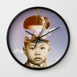 scouts honour Wall Clock