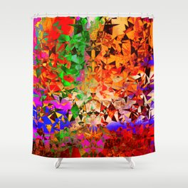 Imminent Shower Curtain