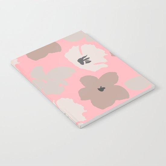 Spring Flowers Notebook