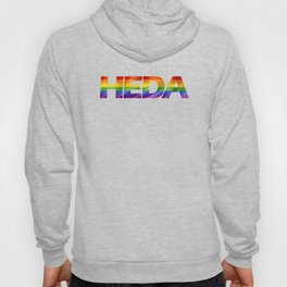 Rainbow Heda Hoody