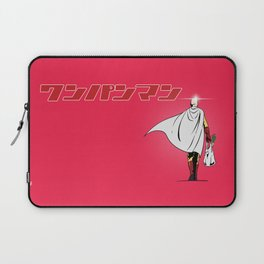 One Punch Man Grocery Laptop Sleeve