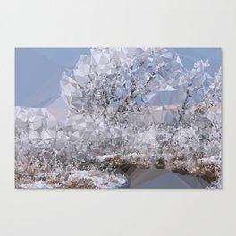 Landscape N. 1 Canvas Print